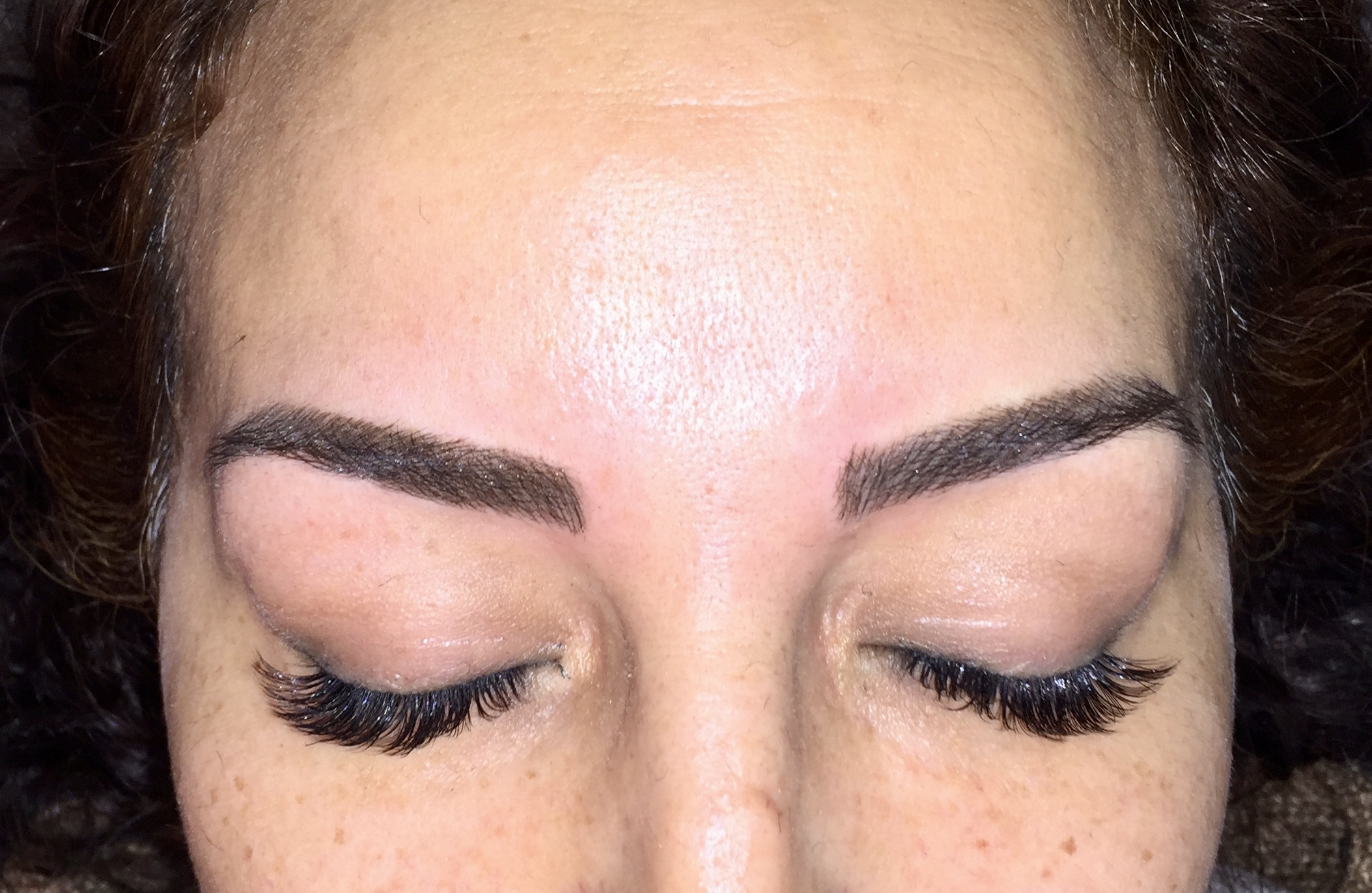 What Is 3d Eyebrow Embroidery 3 D Eyebrow New York